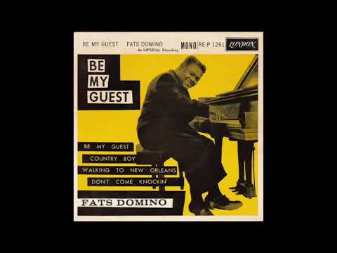 Youtube fats domino be my guest
