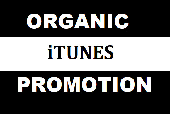 Real itunes promotion