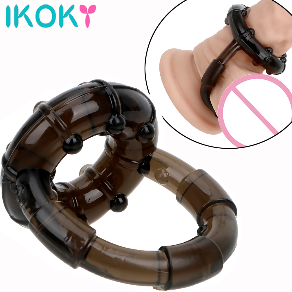 Cock ring adult bowl mega stretch jewelry