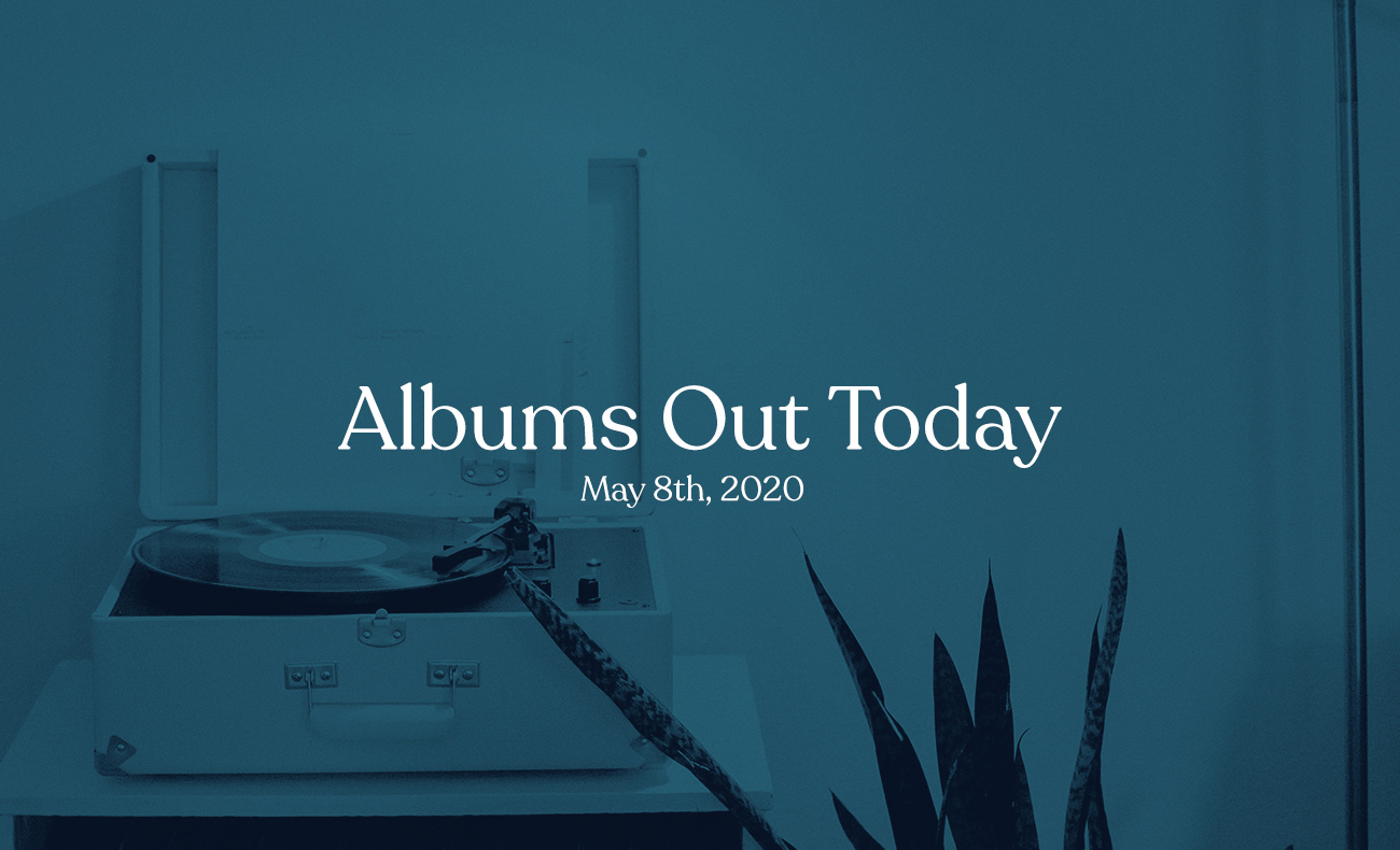 Albums that came out today