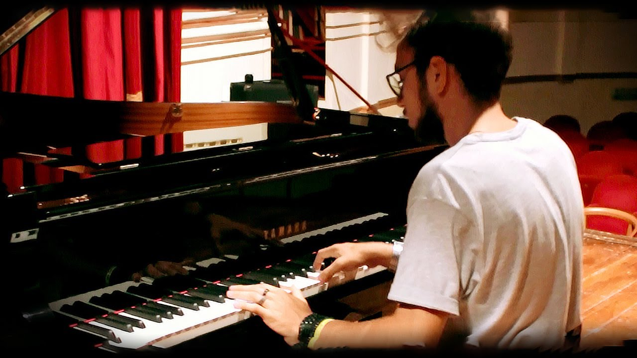 John legend all of me cover piano