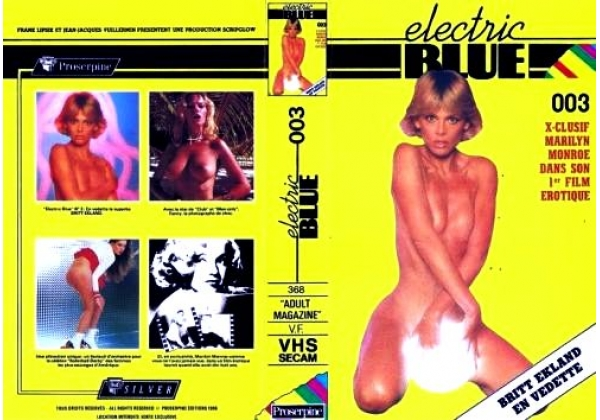 Electric blue adult video