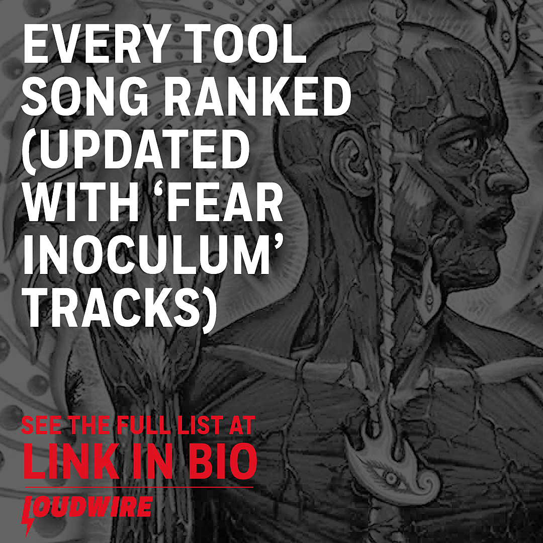 Most popular tool songs